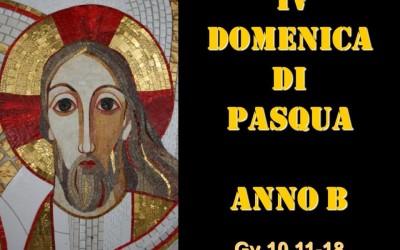 IV Domenica di Pasqua – AUDIO commento di don Achille Morabito