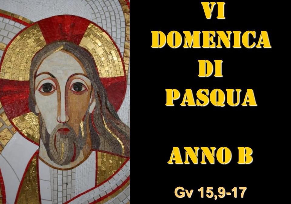 VI Domenica di Pasqua – AUDIO commento di don Achille Morabito