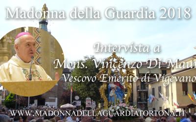 Intervista a S.E. Mons. Vincenzo di Mauro – predicatore dei primi tre giorni della Novena