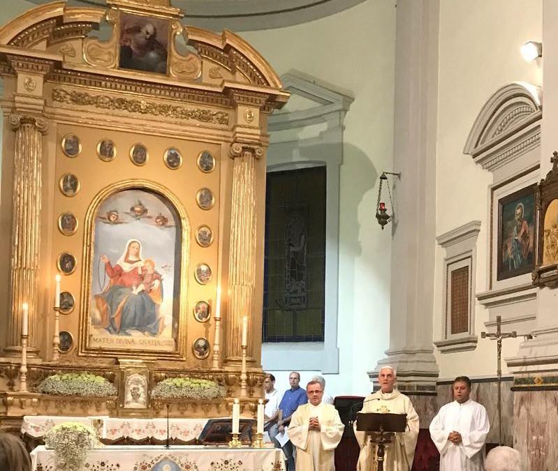 6 sett: Il rettore ha presieduto durante la Novena alla Madonna delle Grazie di Casei Gerola – AUDIO omelia