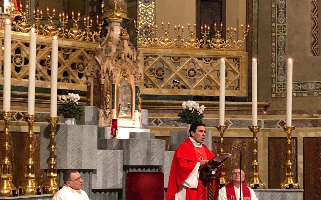 Tortona (Santuario): Secondo giorno Novena dell'Immacolata – OMELIA Don Marchetti