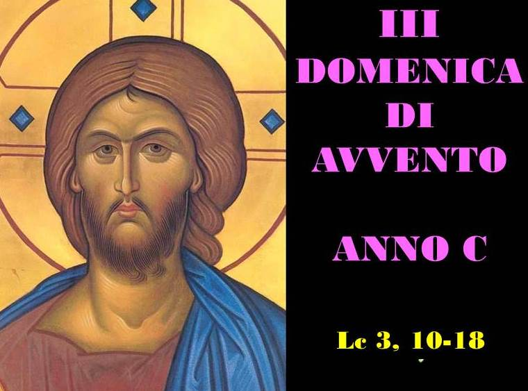 III AVVENTO – AUDIO commento di Don Achille Morabito