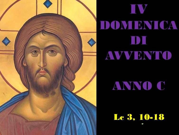 IV AVVENTO – AUDIO commento di Don Achille Morabito