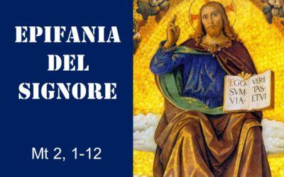 EPIFANIA – AUDIO commento di Don Achille Morabito