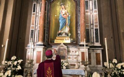 Tortona (Duomo): Quarto giorno Novena dell'Immacolata – OMELIA Mons. VIOLA