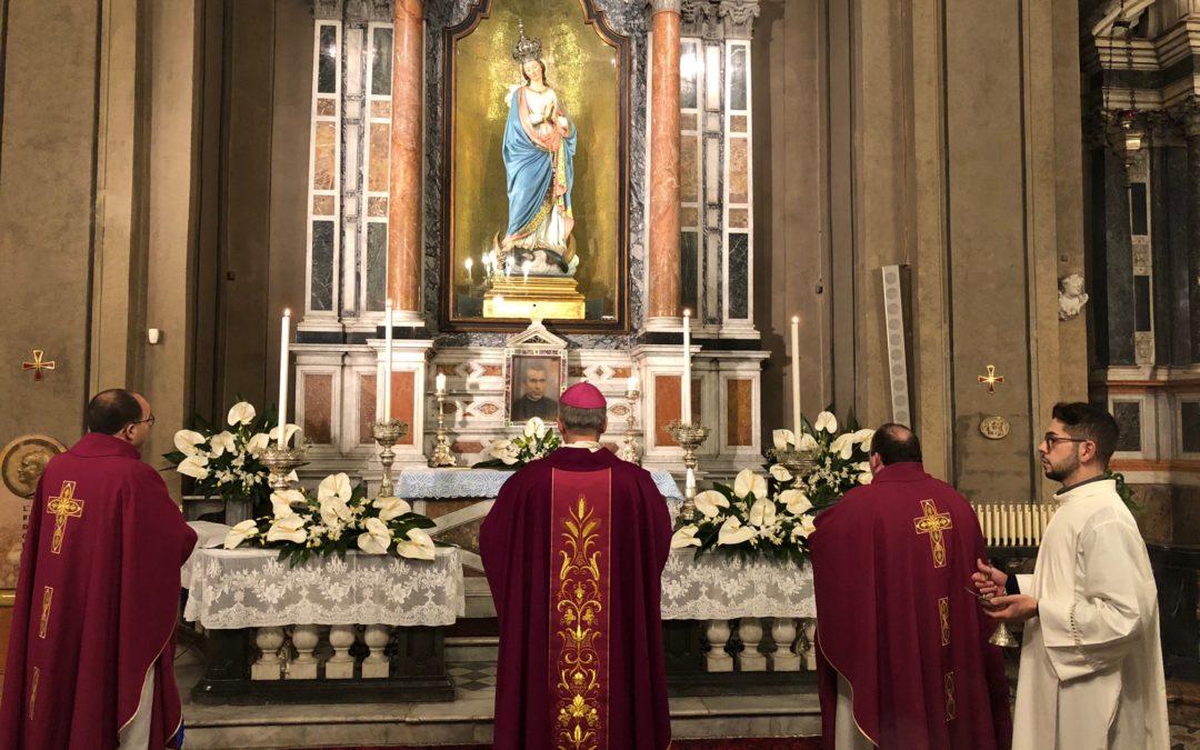 Tortona (Duomo): Settimo giorno Novena dell'Immacolata – OMELIA Mons. VIOLA