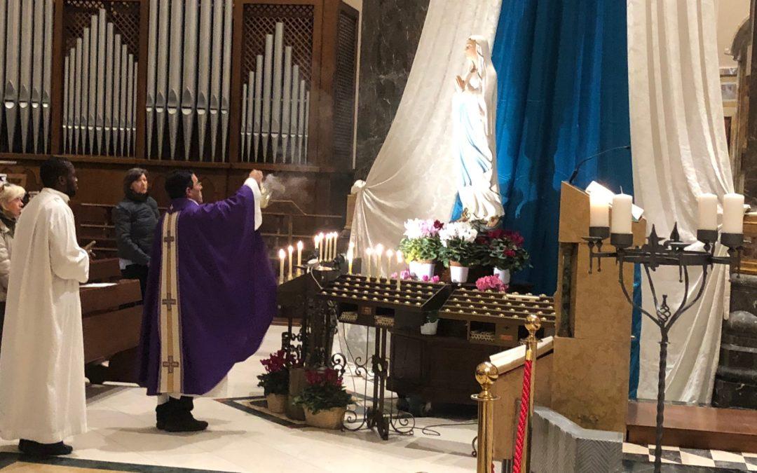 Tortona (Santuario): Settimo giorno Novena dell'Immacolata – OMELIA Don Marchetti