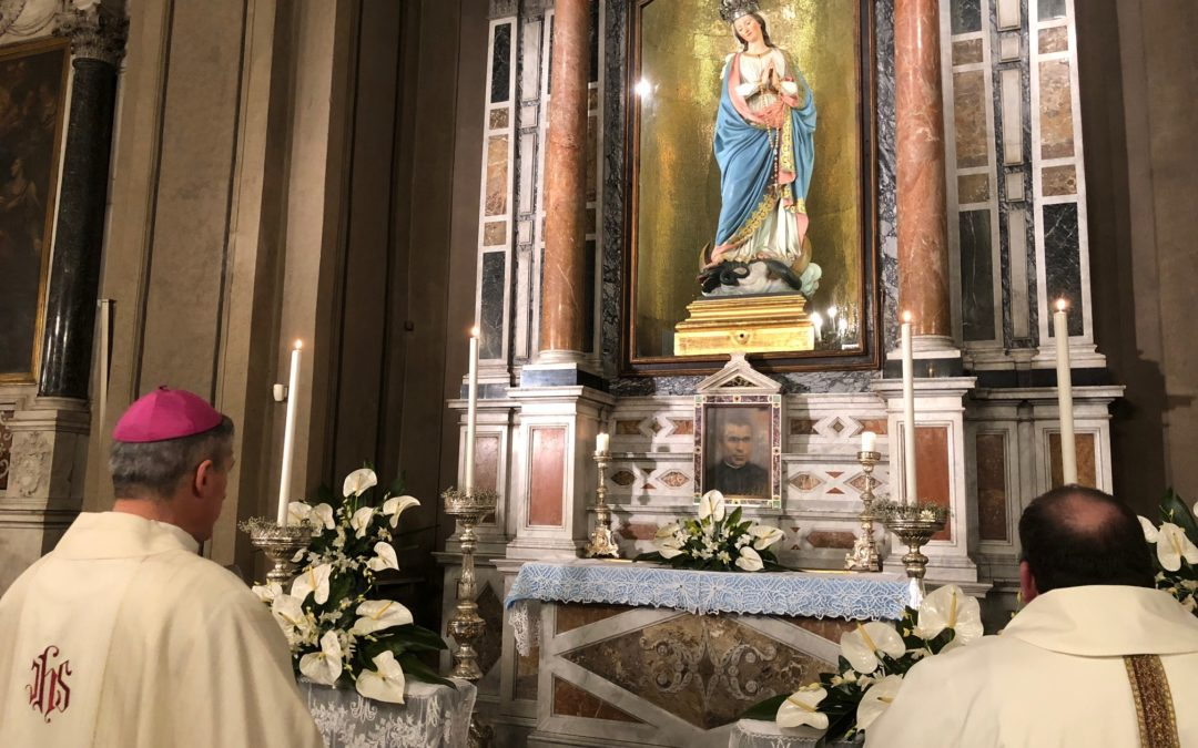 Tortona (Duomo): Ottavo giorno Novena dell'Immacolata – OMELIA Mons. VIOLA