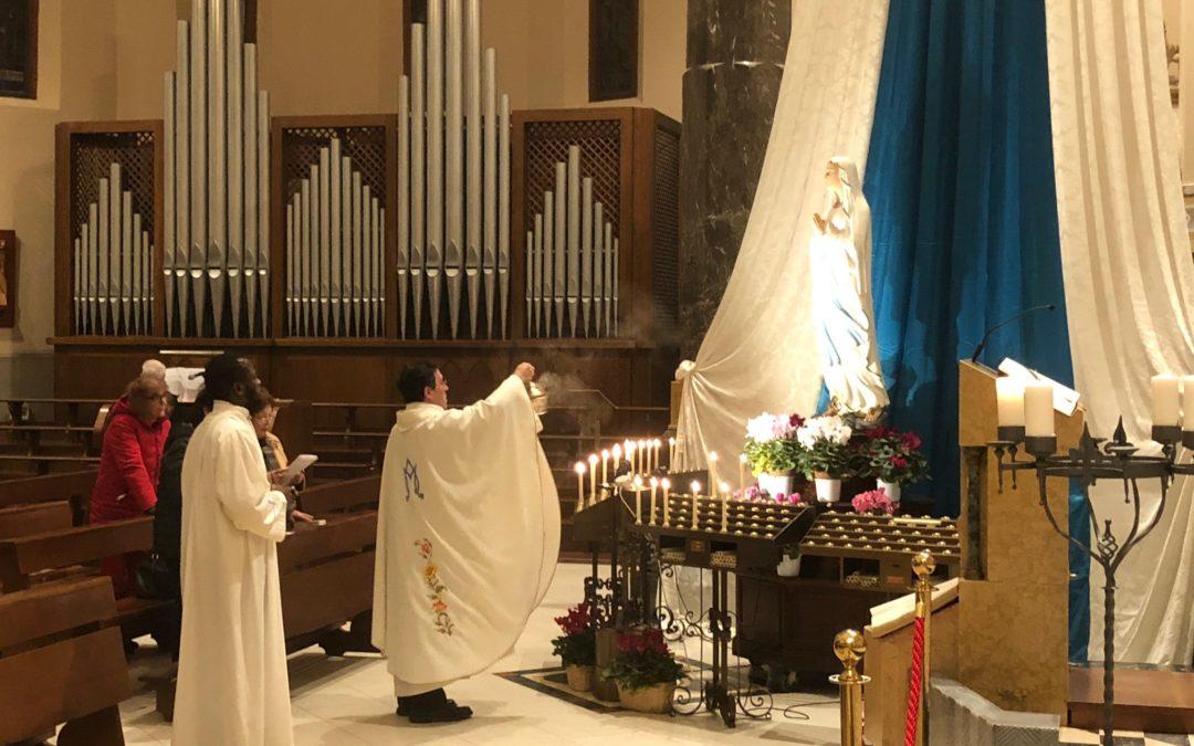 Tortona (Santuario): Ottavo giorno Novena dell'Immacolata – OMELIA Don Marchetti