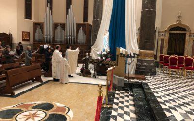 Tortona (Santuario): Nono giorno Novena dell'Immacolata – OMELIA Don Marchetti