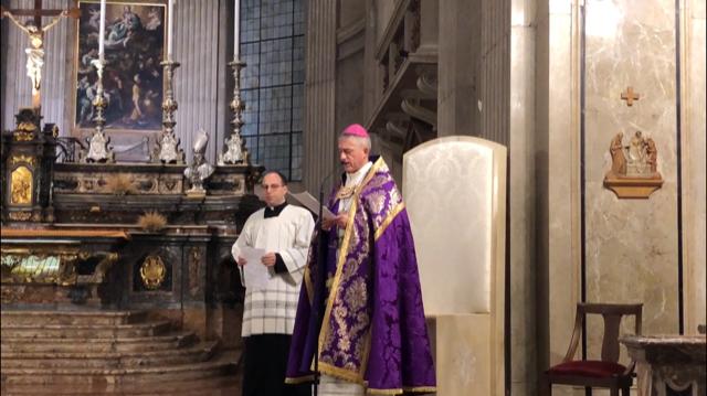 Tortona (Duomo): Primo giorno Novena di Natale – RIFLESSIONE Mons. VIOLA