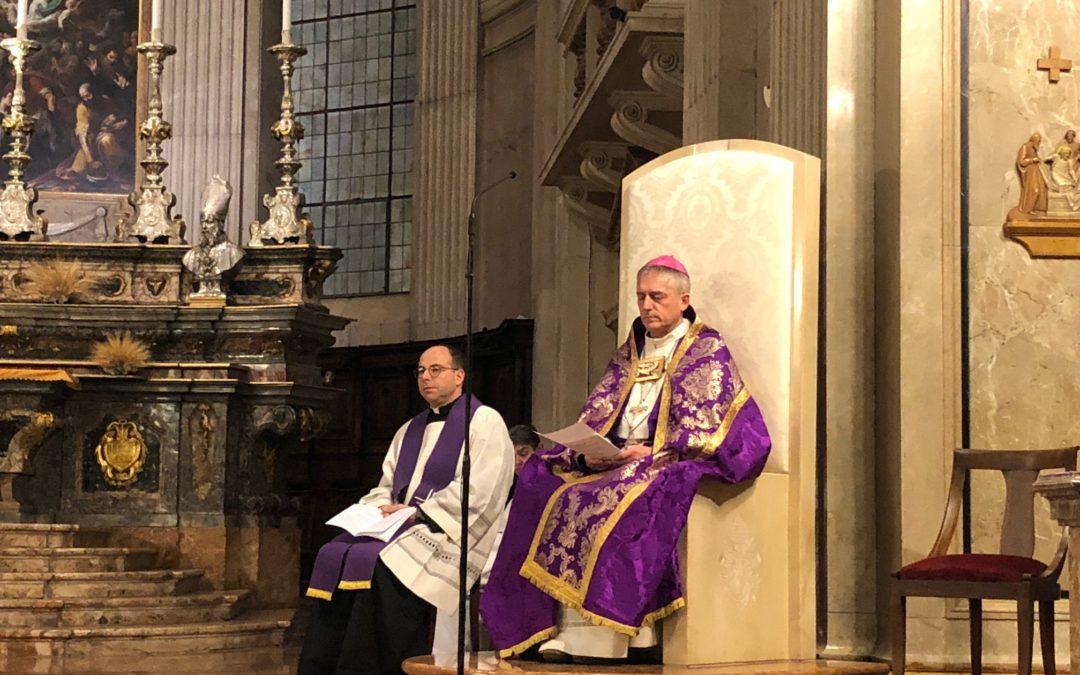 Tortona (Duomo): Secondo giorno Novena di Natale – RIFLESSIONE Mons. VIOLA