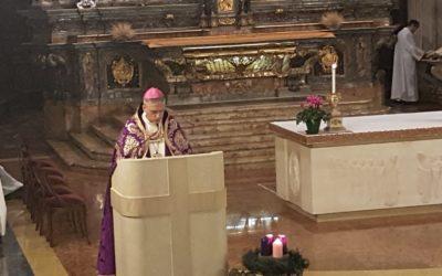 Tortona (Duomo): Terzo giorno Novena di Natale – RIFLESSIONE Mons. VIOLA