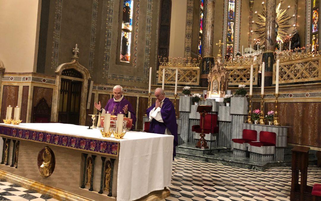 Tortona (Santuario): Secondo giorno Novena di Natale – RIFLESSIONE Don VANOI