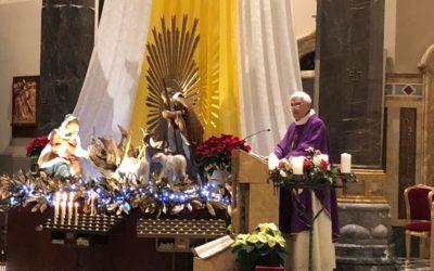 Tortona (Santuario): Quinto giorno Novena di Natale – RIFLESSIONE Don VANOI