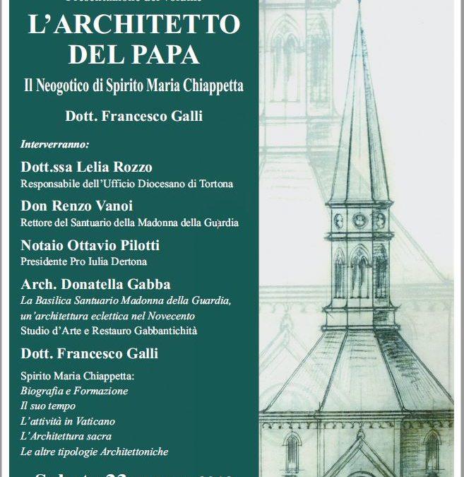 Sabato 23 marzo al seminario diocesano conferenza su Spirito Maria Chiappetta