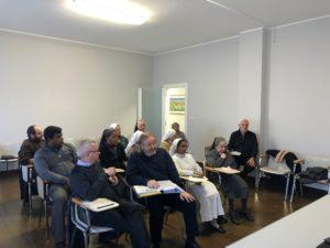 Il Vicario Episcopale Don Maurizio Ceriani incontra i superiori delle comunità religiose dei vicariati di Tortona – Valli Curone e Grue e Bassa Valle Scrivia