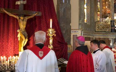 Venerdì Santo 2019_Via Crucis nei luoghi della carità orionina presieduta dal nostro vescovo Mons. VIOLA_FOTO e AUDIO riflessione
