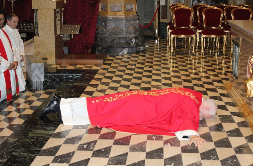 Venerdì Santo_Celebrata l'Azione Liturgica_AUDIO omelia don Renzo Vanoi
