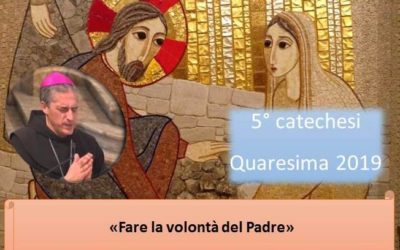 10 apr_ 5 quaresimale del nostro vescovo Viola – AUDIO E VIDEO catechesi