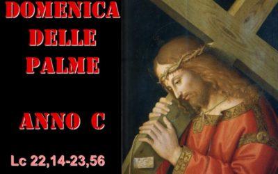 DOMENICA DELLE PALME – anno C– AUDIO commento di Don Achille Morabito