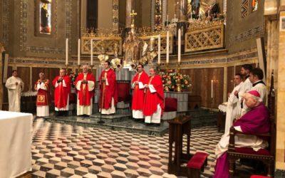 14 mag: Secondo giorno del triduo a San Luigi Orione – FOTO e AUDIO OMELIA Mons. Andrea Gemma