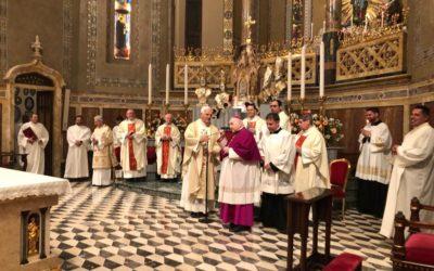 15 mag: Terzo giorno del triduo a San Luigi Orione – FOTO delle celebrazioni e AUDIO OMELIA Mons. Andrea Gemma