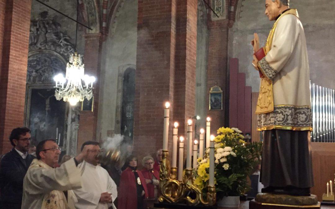 Pontecurone: Celebrata la festa di San Luigi Orione