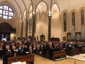 """26 mag: Conclusione annuale rassegna dei """"cori mensili"""" delle Diocesi di Casale e Vercelli"""