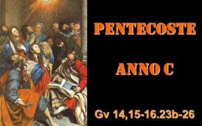 PENTECOSTE – anno C– AUDIO commento di Don Achille Morabito