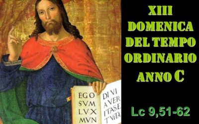 XIII dom del Tempo Ordinario – AUDIO commento di don Achille Morabito