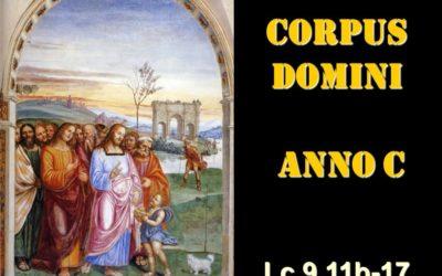 SANTISSIMO CORPO E SANGUE DI CRISTO – anno C– AUDIO commento di Don Achille Morabito