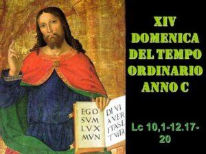 XIV dom del Tempo Ordinario – AUDIO commento di don Achille Morabito