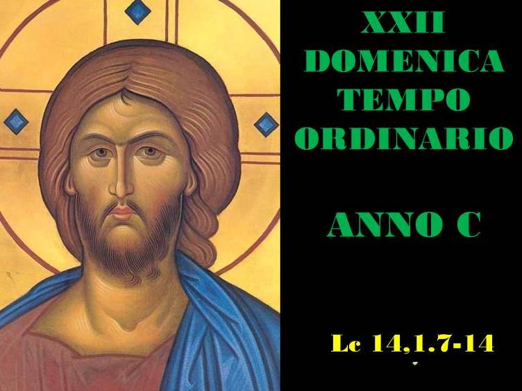 XXII dom del Tempo Ordinario – AUDIO commento di don Achille Morabito
