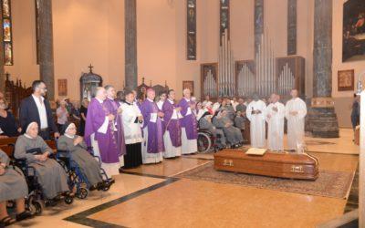 Tortona (Santuario): Celebrati i solenni funerali di Mons. Andrea Gemma – VIDEO celebrazione – FOTO e AUDIO OMELIA