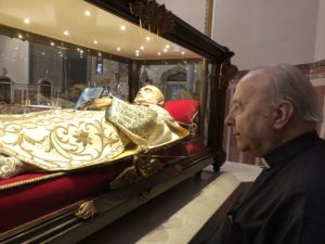 È DECEDUTO MONS. ANDREA GEMMA, VESCOVO ORIONINO – giovedì 5 settembre alle ore 16 i funerali in Santuario