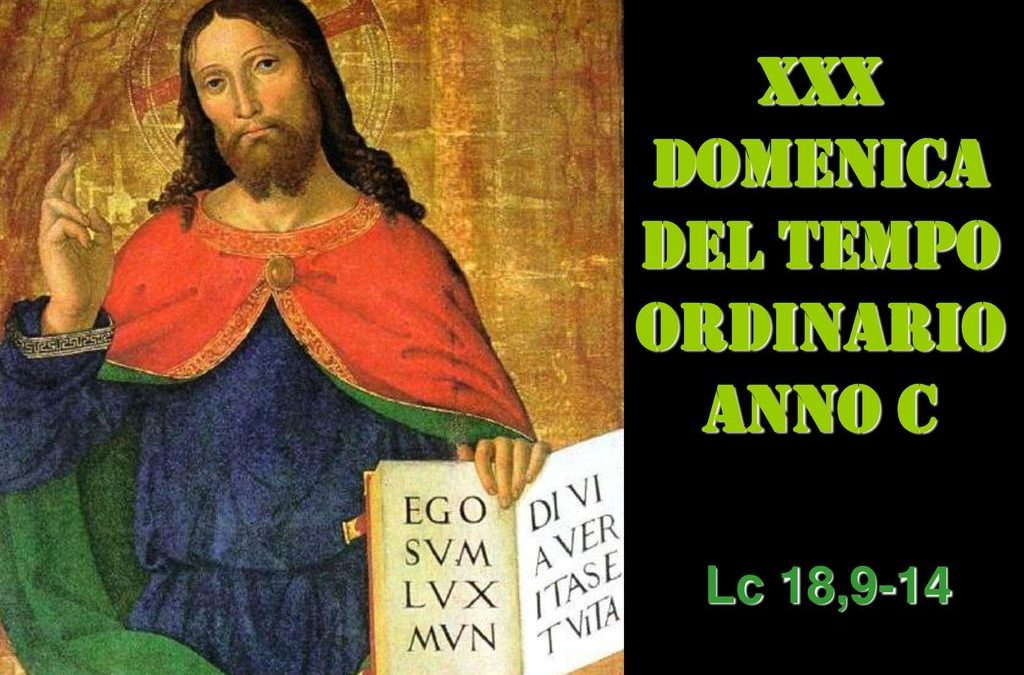 XXX dom del Tempo Ordinario – AUDIO commento di don Achille Morabito