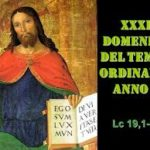 XXXI dom del Tempo Ordinario – AUDIO commento di don Achille Morabito
