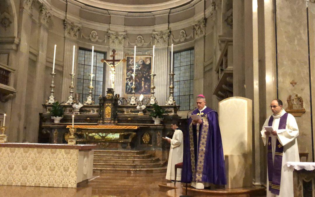 Novena del Santo Natale_1 giorno_antifona e Audio riflessione vescovo Viola