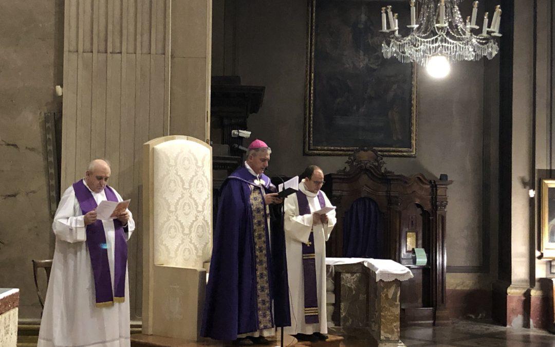 Novena del Santo Natale_5 giorno_antifona e Audio riflessione vescovo Viola