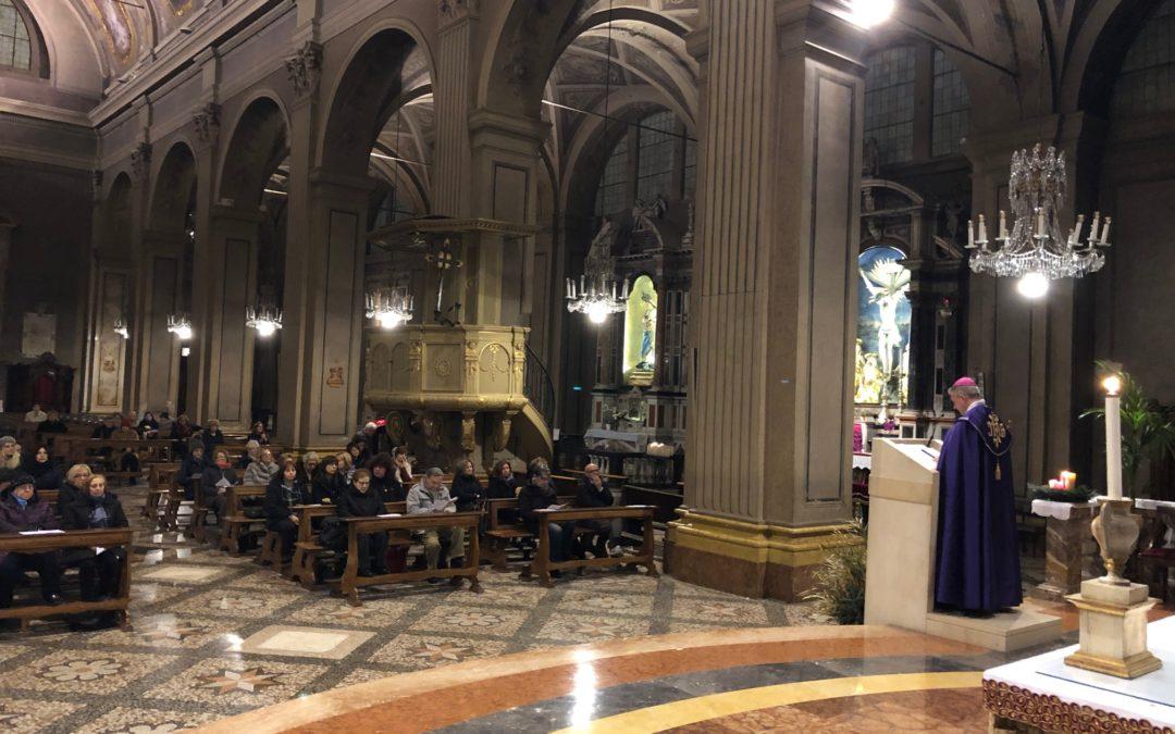 Novena del Santo Natale_8 giorno_antifona e Audio riflessione vescovo Viola