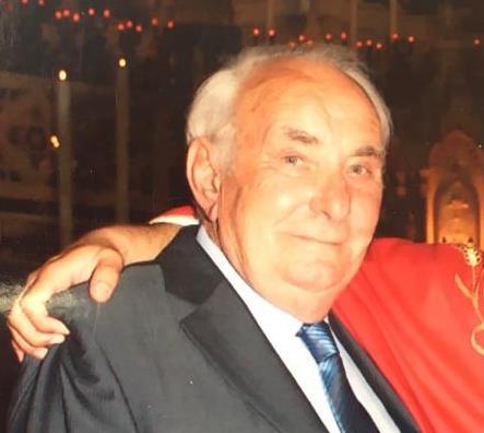 Tortona: E' deceduto il geometra Giuseppe Sacchi padre del sacerdote orionino don Pietro – mercoledì 22 ore 11.30 i funerali in Santuario
