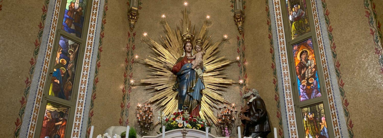 Basilica Santuario Madonna della Guardia
